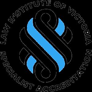 Circular Law Institute of Victoria Specialist Accreditation